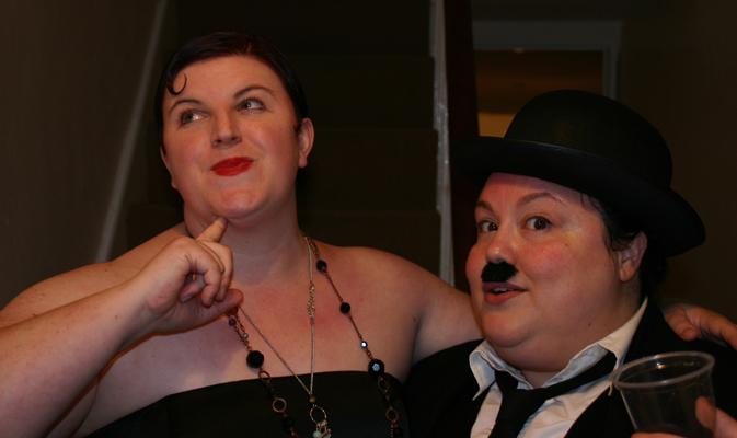 Blog - Tallulah and Ollie Hardy